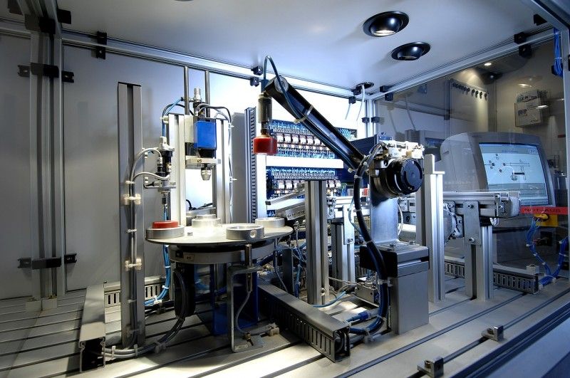 a research on the robot a high tech machinery Industrial robotics market size, share & trends analysis report by application (automotive, food, chemical, rubber & plastics, electrical/electronics, heavy machinery), by region, and segment forecasts, 2012 - 2020.